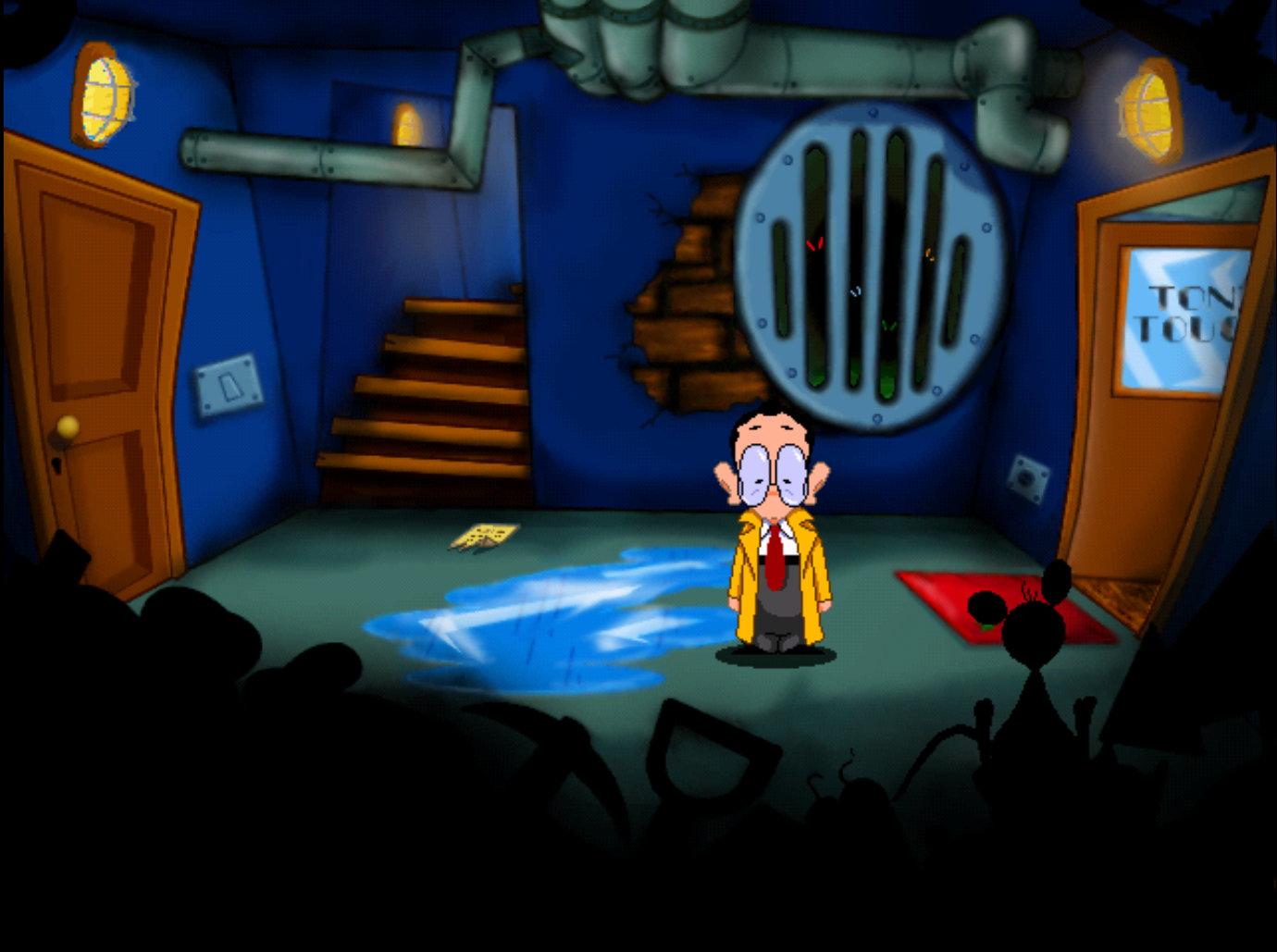 Tony Tough & The Night Of Roasted Moths screenshot 2