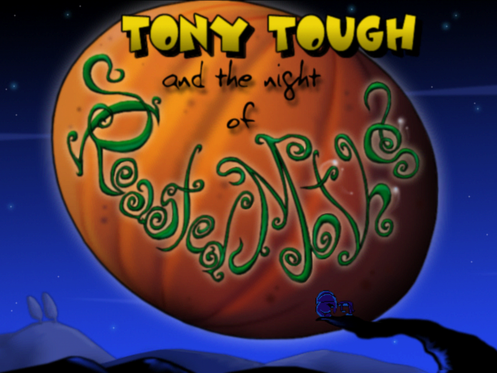 Tony Tough & The Night Of Roasted Moths title