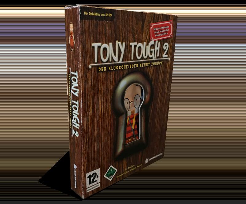 Tony Tough in A Rake's Progress